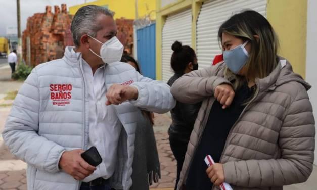 70 por ciento de las luminarias de Pachuca no funcionan, declara Sergio Baños