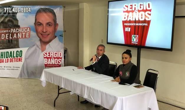 Sergio Baños se compromete a impulsar el empleo