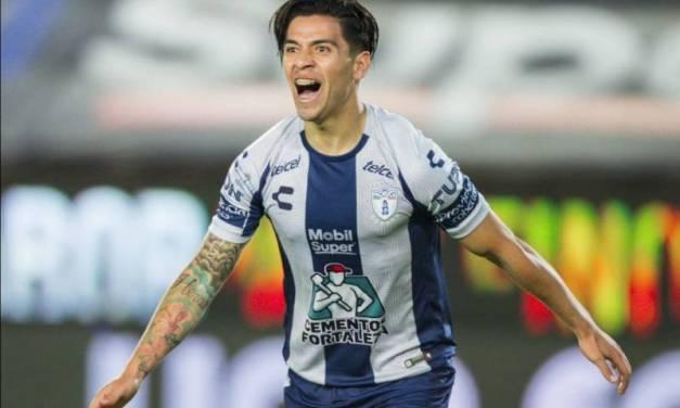 Hat-trick de Dávila en victoria de Pachuca