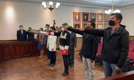 Encabeza Tania Meza  Concejo Municipal Interino de Pachuca