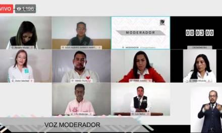 """Tras 23 días, concluye ejercicio """"Debates por Hidalgo"""""""