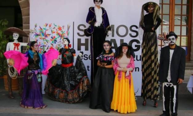 Se lleva a cabo Festival Cultura y Muerte 2020
