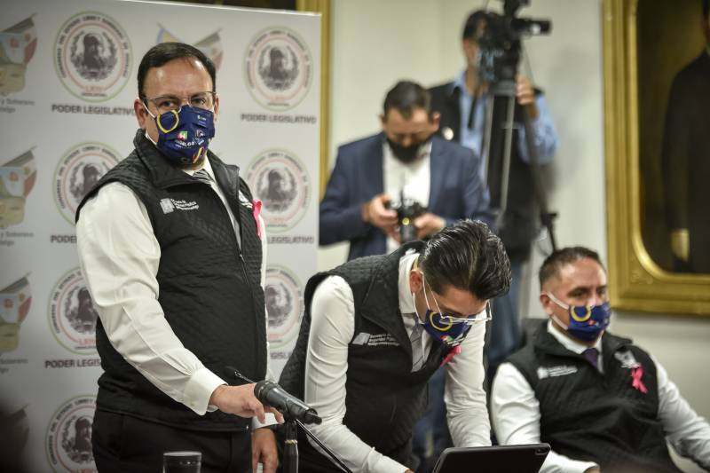 8 de cada 10 municipios de Hidalgo son seguros, afirma titular de la SSPH