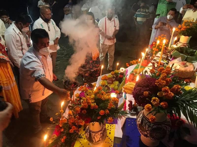 Xantolo: Sin definir forma de festejo por pandemia
