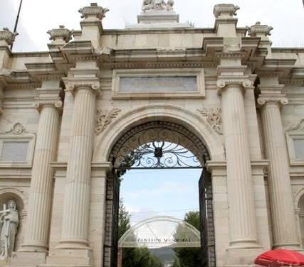 Permanecerá cerrado elPanteónMunicipal de Pachuca el 1 y 2 de noviembre