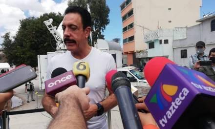 Pide Omar Fayad que los resultados de las elecciones sean respetados