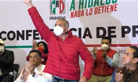 Sergio Baños ganó la elección municipal
