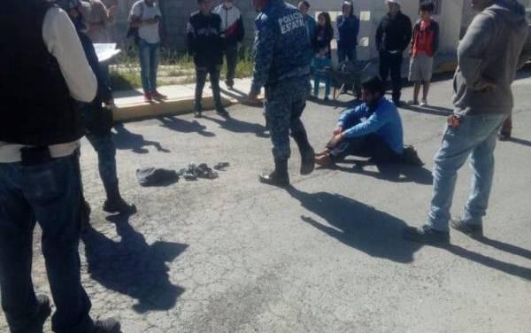 Se incrementa la delincuencia en Mineral de la Reforma