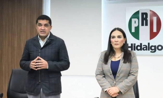 PRI atribuye triunfos a lealtad y compromiso de sus candidatos