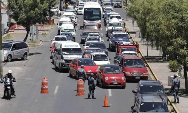 Más de dos millones de pesos se recaudaron durante el «Hoy no circula sanitario»