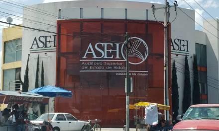 ASEH formaliza trabajo de Comités de Transición Municipales