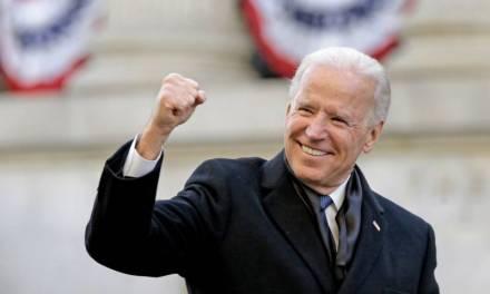 Joe Biden se convierte en nuevo presidente de Estados Unidos de América