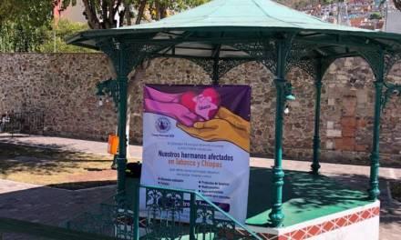 Habilitan centro de acopio para ayudar a damnificados de Tabasco