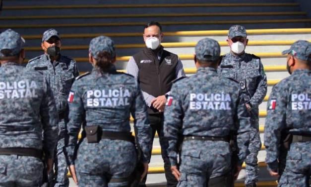 Mauricio Delmar contra el crimen y el COVID-19