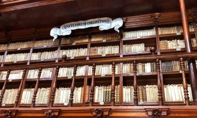 El legado europeo en América se puede consultar en la Biblioteca Palafoxiana