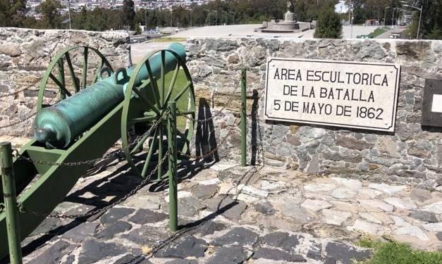 Continúan  visitas al Museo Fuerte de Guadalupe