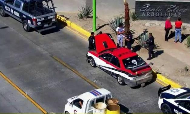 SSPH recupera 3 motocicletas 5 automóviles robados