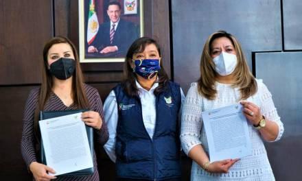 IHM toma protesta al Consejo de Planeación para la Agenda de Género de SEMARNATH