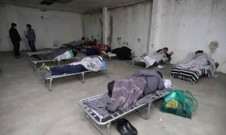 Sergio Baños habilita nuevo refugio invernal en Pachuca