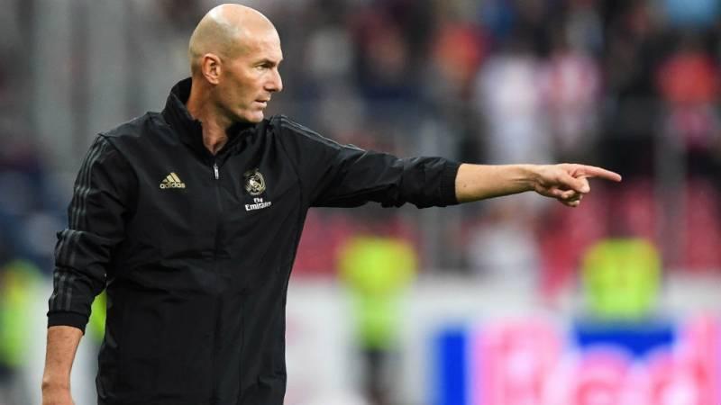 Descarta Zidane dejar al Real Madrid