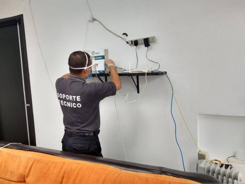 Instalan 103 alarmas vecinales más, como parte del Programa Hidalgo Seguro