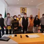 Lamenta PRD falta de partida presupuestal para enfrentar crisis por pandemia