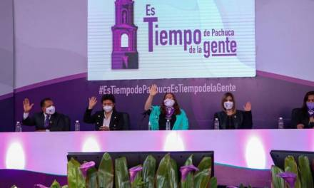 Rinde informe Tania Meza a 100 días de encabezar el Concejo Municipal