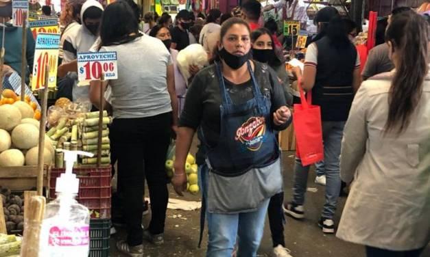 Central de Abasto de Pachuca trabaja al 70 %