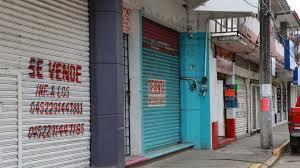 23% de los pequeños negocios cerraron definitivamente en Hidalgo por pandemia
