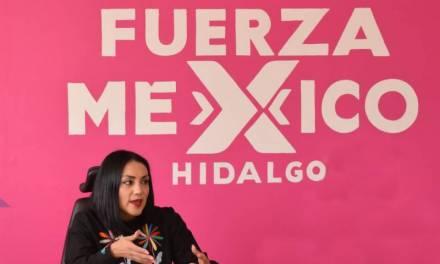 Fuerza por México participará en próximos procesos electorales