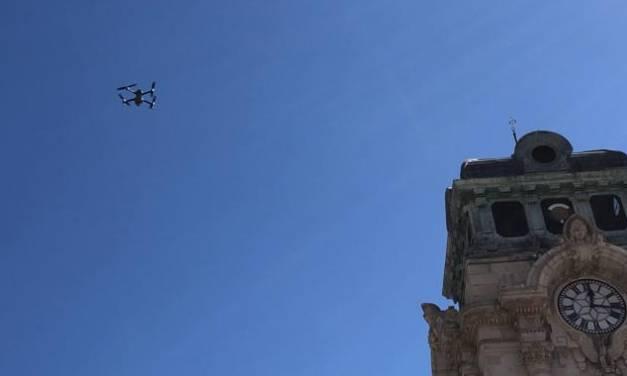 Vigilancia aérea por llegada de Reyes Magos