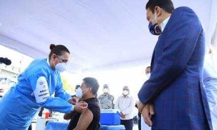 Arranca vacunación en Hidalgo