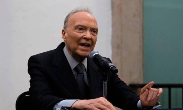 A juicio internacional, pide llevar Gertz caso Cienfuegos