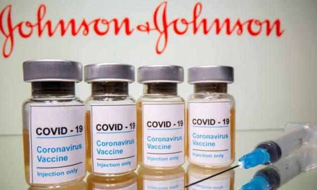 Aprueban eficacia de vacuna Johnson & Johnson con una dosis