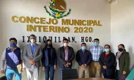 ASEH solicita informe a Concejos Municipales de Ixmiquilpan y Acaxochitlán