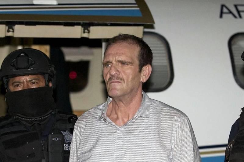 Ordenan liberar a 'El Güero' Palma, fundador del Cártel de Sinaloa