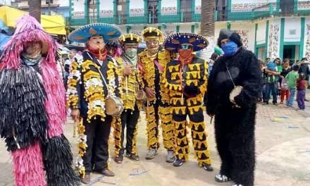 Buscan nuevo son carnavalero en Tenango de Doria
