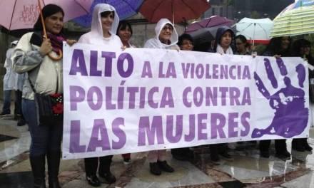 Presentan guía para denuncia por violencia política contra las mujeres en razón de género