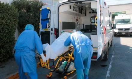 Confirma Fayad primer caso en Hidalgo de cepa británica de COVID-19