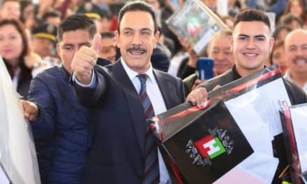 Redujo Hidalgo 6.1% la tasa de analfabetismo