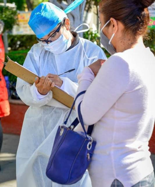 Pese a cambio en semáforo epidemiológico, 33 municipios de Hidalgo se mantienen en rojo