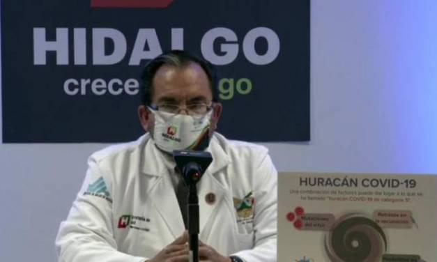 Gobierno de Hidalgo compraría vacunas después de julio