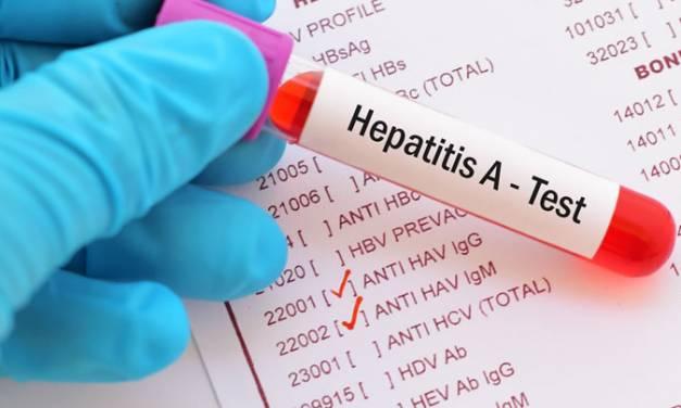 Van 21 casos de hepatitis A en la entidad en lo que va del año