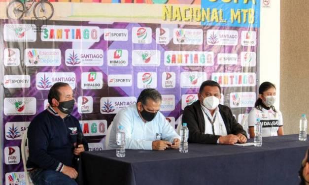 Serial de ciclismo en Santiago de Anaya reactivará la economía