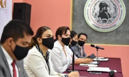 Morena frena trabajo legislativo del PRI