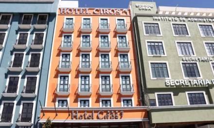 Se alcanzó apenas el 23% en ocupación hotelera en Hidalgo