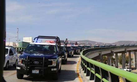 310 nuevas unidades fortalecerán parques vehiculares para seguridad