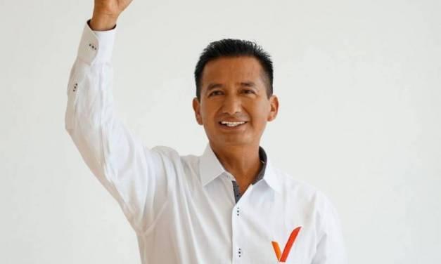 Buscarán anular registro de Vicente Charrez en Ixmiquilpan