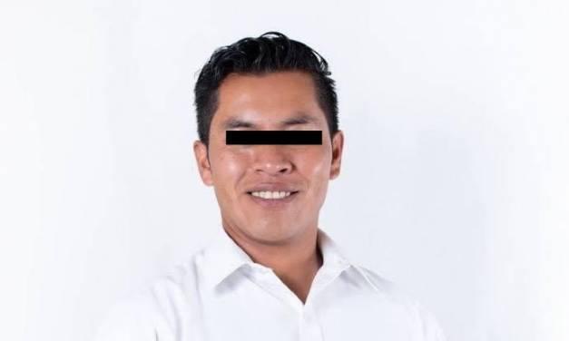 Detienen a suplente de Edmundo Ramírez, candidato en Ixmiquilpan