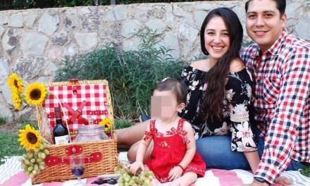 Hallan con vida a bebé de familia desaparecida